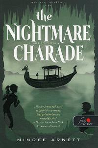 Mindee Arnett: The Nightmare Charade - A Rémálom-rejtvény - Akkordél Akadémia 3. (Könyv)