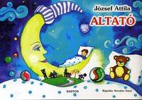 József Attila: Altató -  (Könyv)