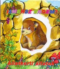 Állatkerti állatok - Ismersz engem? -  (Könyv)