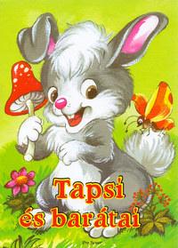 Radvány Zsuzsa: Tapsi és barátai -  (Könyv)