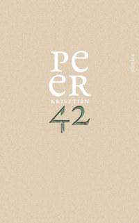 Peer Krisztián: 42 -  (Könyv)