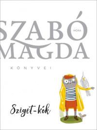 Szabó Magda: Sziget-kék -  (Könyv)