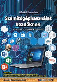 Bártfai Barnabás: Számítógéphasználat kezdőknek -  (Könyv)