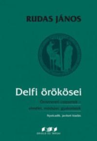 Rudas János: Delfi örökösei - Önismereti csoportok- elmélet, módszer, gyakorlatok -  (Könyv)