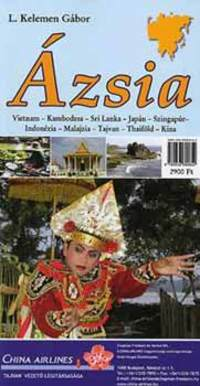 L. Kelemen Gábor: Ázsia -  (Könyv)