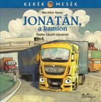 Mechler Anna: Jonatán, a kamion -  (Könyv)