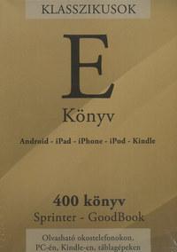 400 e-könyv - 400 könyv -  (Könyv)