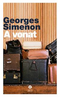 Georges Simenon: A vonat -  (Könyv)