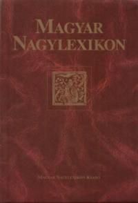 Magyar Nagylexikon 12. kötet - Len-Mep - LEN-MEP -  (Könyv)