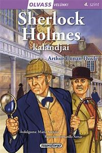 Arthur Conan Doyle: Olvass velünk! (4) - Sherlock Holmes kalandjai -  (Könyv)