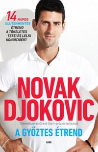 Novak Djokovic: A győztes étrend -  (Könyv)