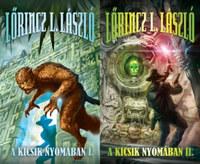 Lőrincz L. László: A kicsik nyomában I-II. -  (Könyv)