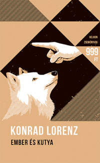 Konrad Lorenz: Ember és kutya - Helikon Zsebkönyvek 53. -  (Könyv)