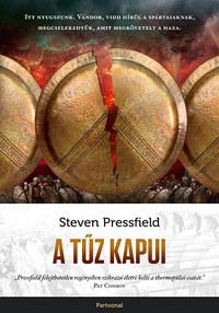 Steven Pressfield: A tűz kapui -  (Könyv)