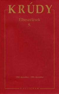 Krúdy Gyula: Krúdy Gyula Összegyűjtött Művei 26. - Elbeszélések 9. -  (Könyv)