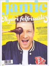 Jamie Oliver: Jamie Magazin 23. - 2017/5 július -  (Könyv)