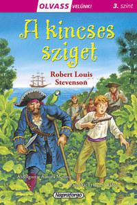 Olvass velünk! (3) - A kincses sziget -  (Könyv)