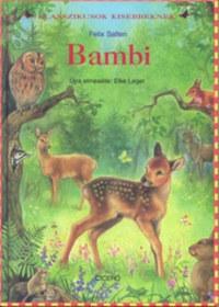 Felix Salten: Bambi -  (Könyv)
