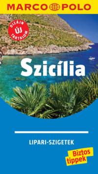 Szicília - Lipari szigetek - Marco Polo -  (Könyv)