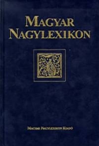 Magyar Nagylexikon XIX. kötet - Kiegészítő kötet A-Z díszkiadás -  (Könyv)