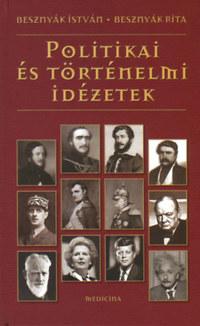 Besznyák István, Besznyák Rita: Politikai és történelmi idézetek -  (Könyv)