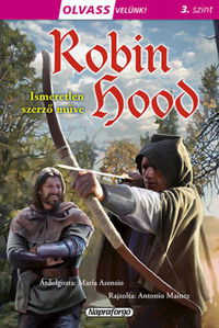 Olvass velünk! (3) - Robin Hood -  (Könyv)