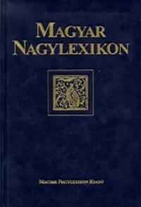 Magyar Nagylexikon XVIII. kötet - Díszkiadás -  (Könyv)