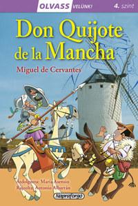 Olvass velünk! (4) - Don Quijote de la Mancha -  (Könyv)