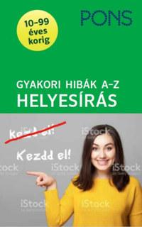 Fráter Adrienne: PONS Gyakori hibák A-Z - Helyesírás -  (Könyv)