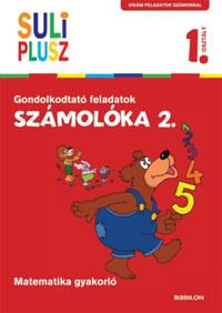 Bencze Mariann (Szerk.): Számolóka 2. - Gondolkodtató feladatok - Matematika gyakorló -  (Könyv)