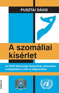 Pusztai Dávid: A szomáliai kísérlet - Az ENSZ Biztonsági Tanácsának útkeresése a hidegháború utáni új világrendben -  (Könyv)