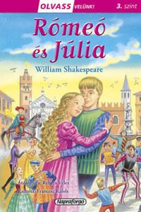 Olvass velünk! (3) - Rómeó és Júlia -  (Könyv)