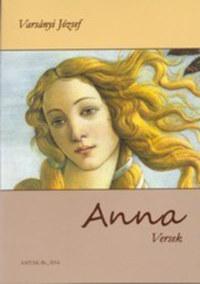 Varsányi József: Anna - Versek -  (Könyv)