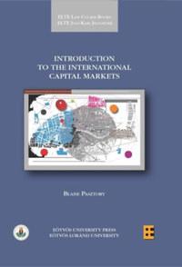 Pasztory, Blaise: Introduction to the international capital markets -  (Könyv)