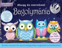 Bagolymánia - Készíts aranyos kis szerencsefigurákat magadnak és barátaidnak! -  (Könyv)
