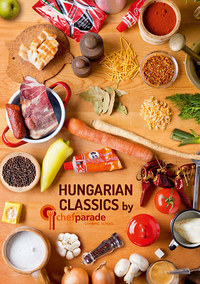Hungarian classics by chefparade - cooking school -  (Könyv)