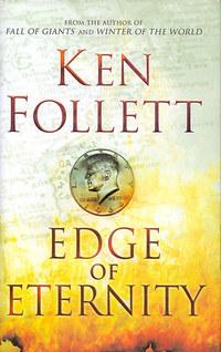 Ken Follett: Edge of Eternity -  (Könyv)