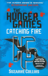 Suzanne Collins: The Hunger Games - Catching Fire -  (Könyv)