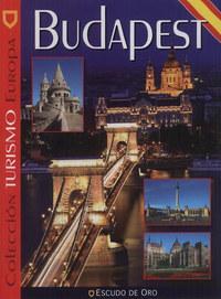 Dercsényi Balázs: Budapest - spanyol nyelvű -  (Könyv)