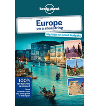 Lonely Planet: Europe on a Shoestring 8 -  (Könyv)