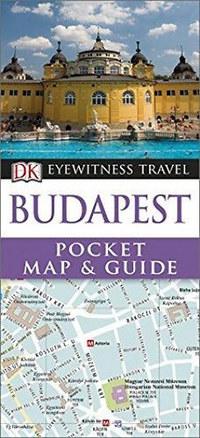 Derek Hall, Nicholas Bevan: Budapest - Pocket Map & Guide -  (Könyv)