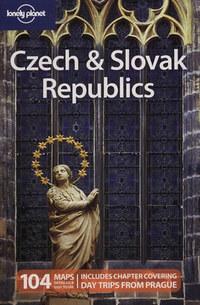 Brett Atkinson, Lisa Dunford: Czech & Slovak Republic - Lonely Planet -  (Könyv)