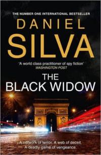 Daniel Silva: The Black Widow -  (Könyv)