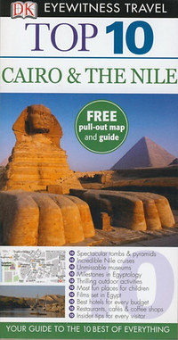 Andrew Humphreys: Eyewitness Travel Guide Top 10 - Cairo & The Nile -  (Könyv)