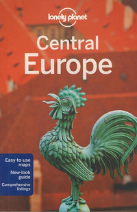 Central Europe - Lonely Planet -  (Könyv)