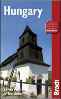 Adrian Phillips, Jo Scotchmer: Hungary - Bradt -  (Könyv)
