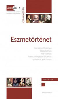 Eszmetörténet -  (Könyv)