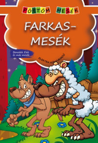 Farkasmesék -  (Könyv)