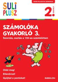 Birgit Fuchs: Suli Plusz Számolóka gyakorló 3. - Szorzás, osztás a 100-as számkörben -  (Könyv)