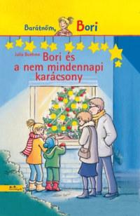 Julia Boehme: Bori és a nem mindennapi karácsony -  (Könyv)